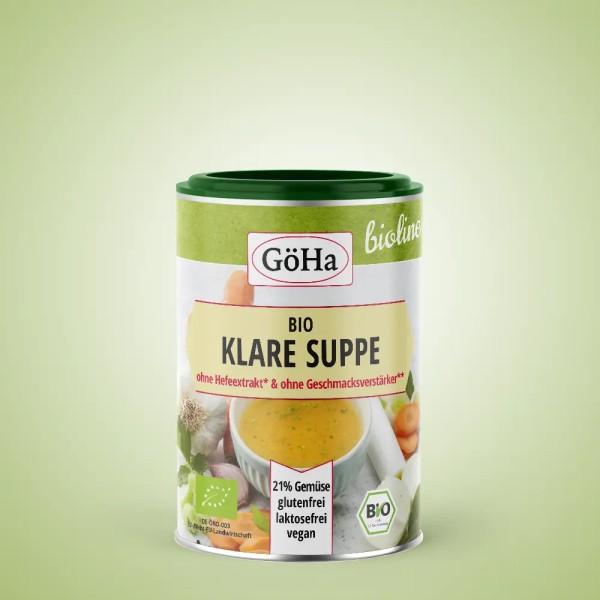 GöHa BIO Klare Suppe 198g
