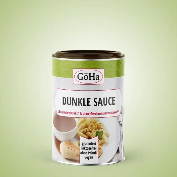 GöHa Dunkle Sauce ohne Hefeextrakt 200g